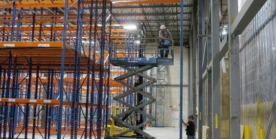 Bouclair National Distribution Center