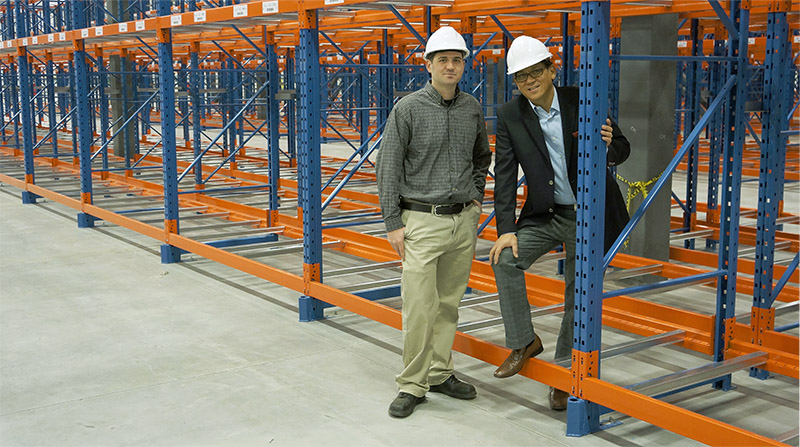 GENIERACK® Pallet Racking Shelving System
