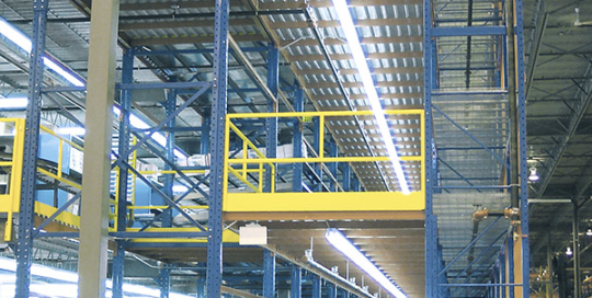 Multi-Level Pick Tower Reebok Canada