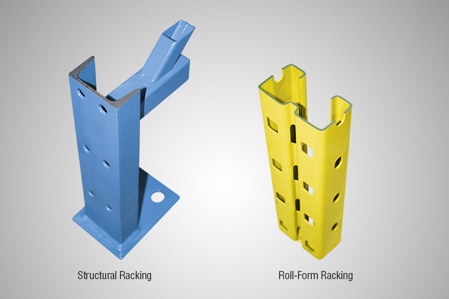 Structural and Roll-Form Racking