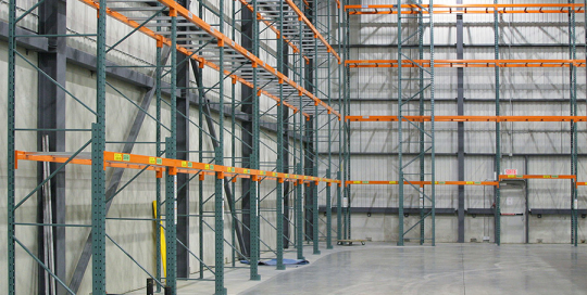Tommy Hilfiger Quebec Distribution Center